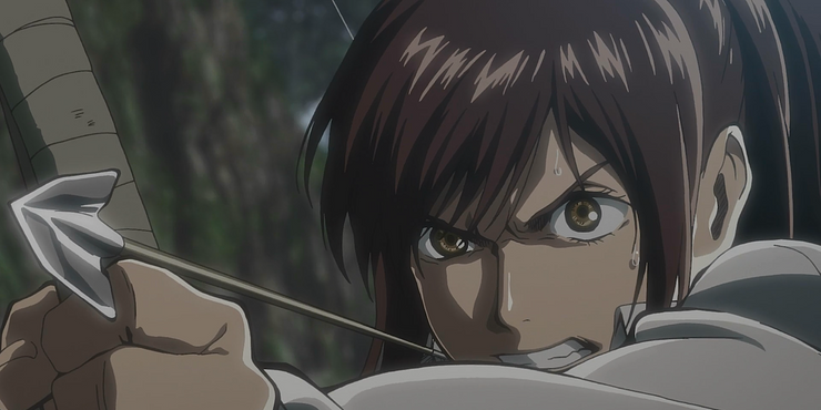 Attack On Titan 10 Things That You Need To Know About Sasha