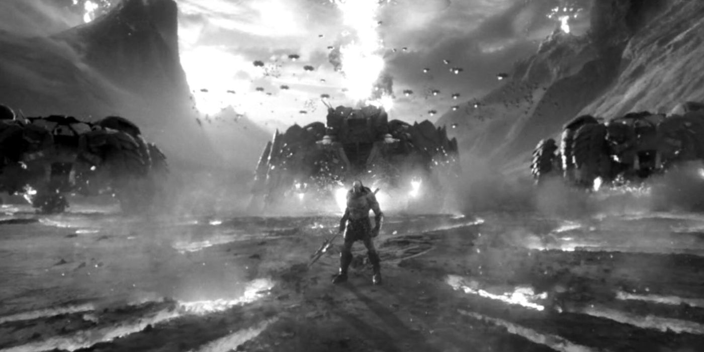 Justice League: Snyder Cut's Darkseid Hypes New Steppenwolf ...