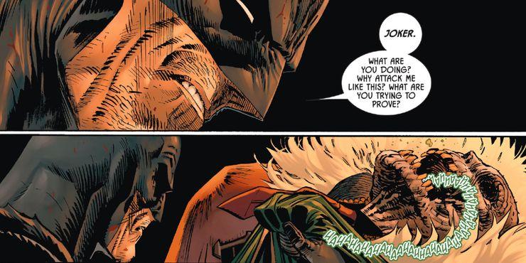 designer batman joker