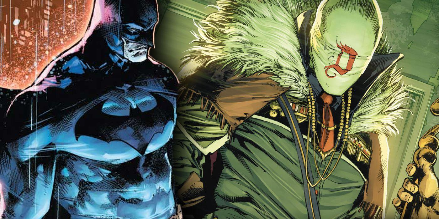 Batman: DC Reveals the Identity of the Designer's Nemesis