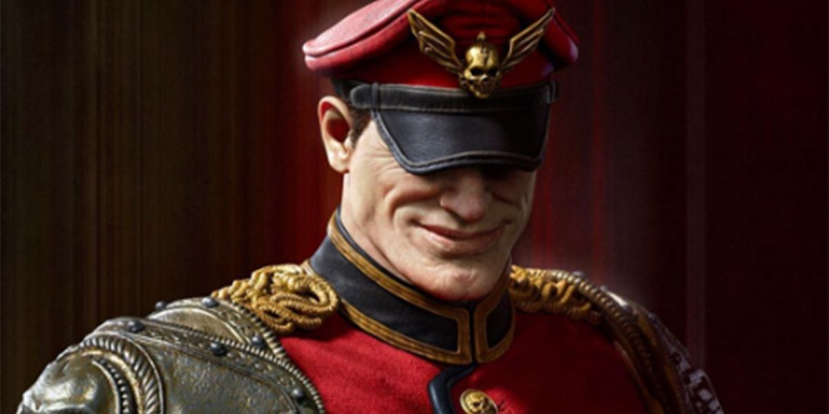 God of War Art Director Takes a Stab at Street Fighter's M Bison