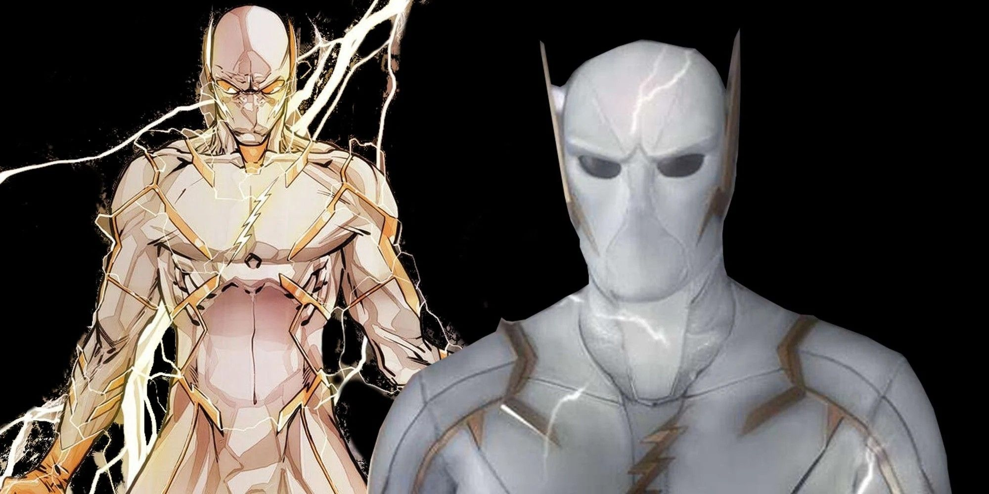 The Flash 5 Things The Show Changed About Godspeed 5 Things They Kept The Same