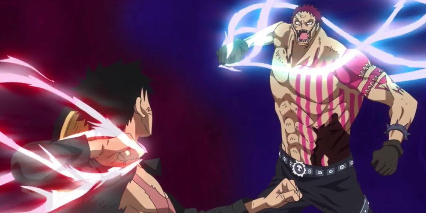 One Piece: 5 Personagens que IRÁ SUPERAR Garp (e 5 Que Não) 2