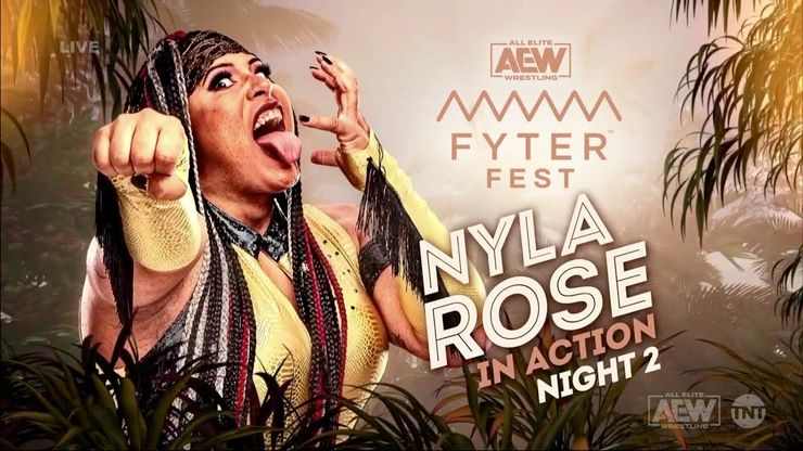 AEW: Everything to Expect From Fyter Fest's Second Night | CBR