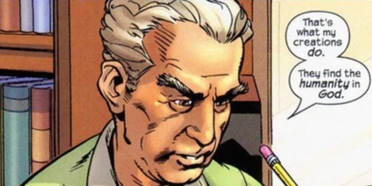 The Beyonder VS. One-Above All: quem é o ser supremo da Marvel? 2