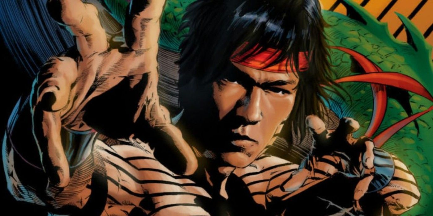 Shang-Chi: News Chopper Captures Clear Look of MCU Film's Asian Set