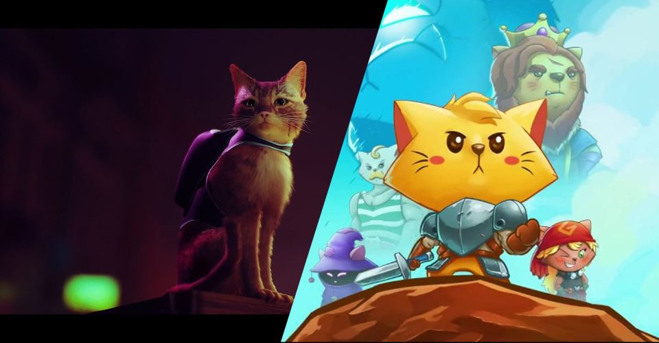 Play a Stray Cat in a Videogame