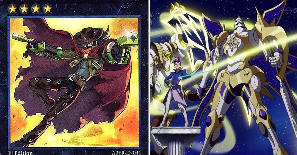 Yu Gi Oh Best Warrior Xyz Monsters Cbr