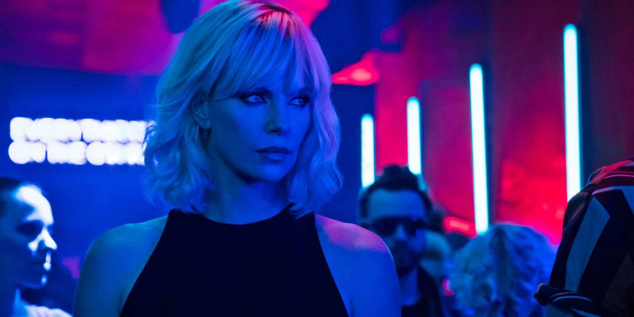 Atomic Blonde 2 Is Being Written for Netflix