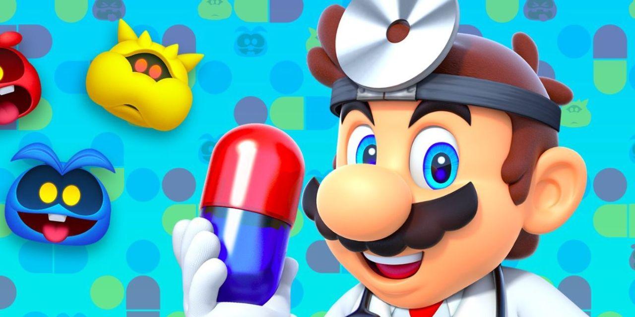 Dr. Mario World Is Nintendo's Weirdest Mobile Game