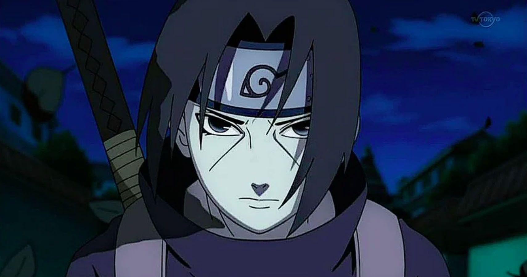 Naruto Itachi