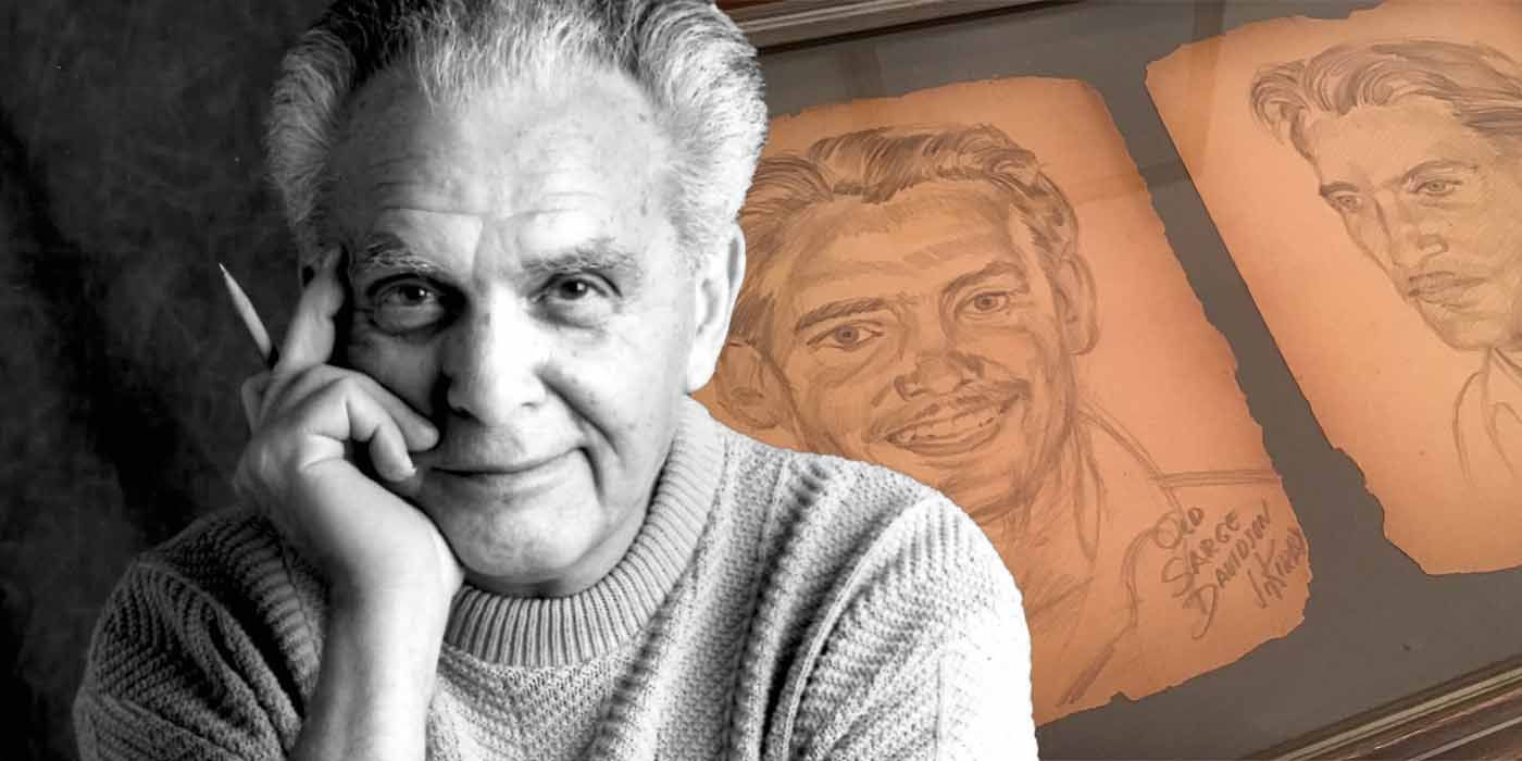 Jack Kirby's Missing Horde Manuscript Discovered | CBR