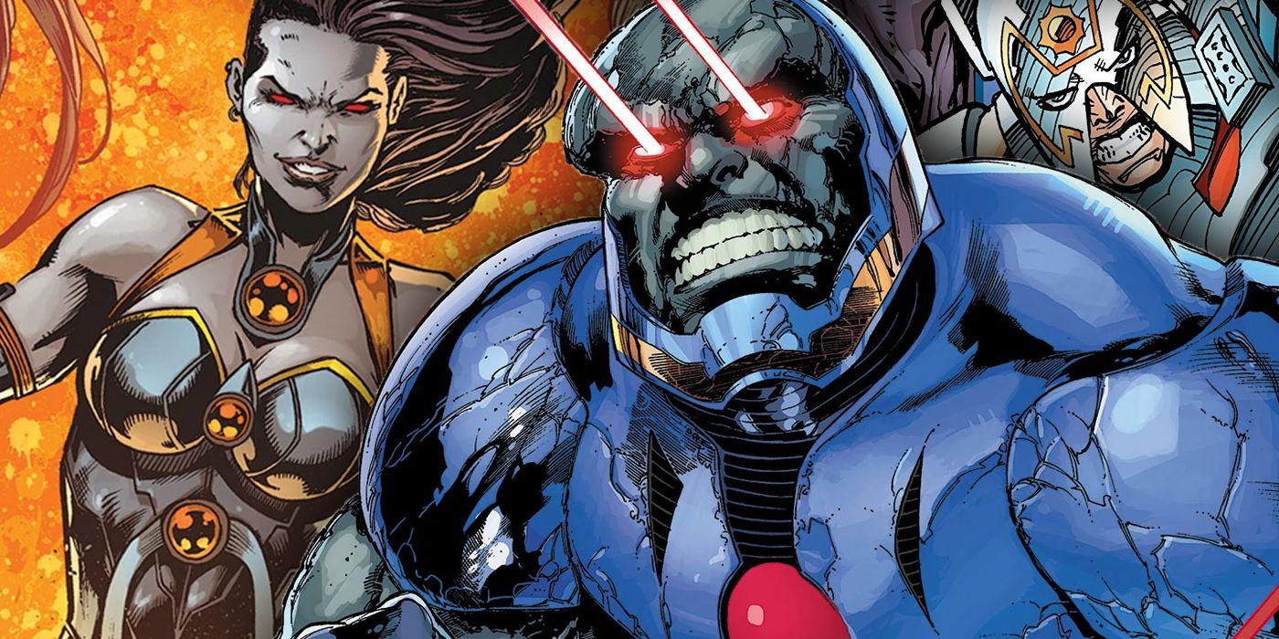 Darkseid: The Children of DC's Dark New God, Explained