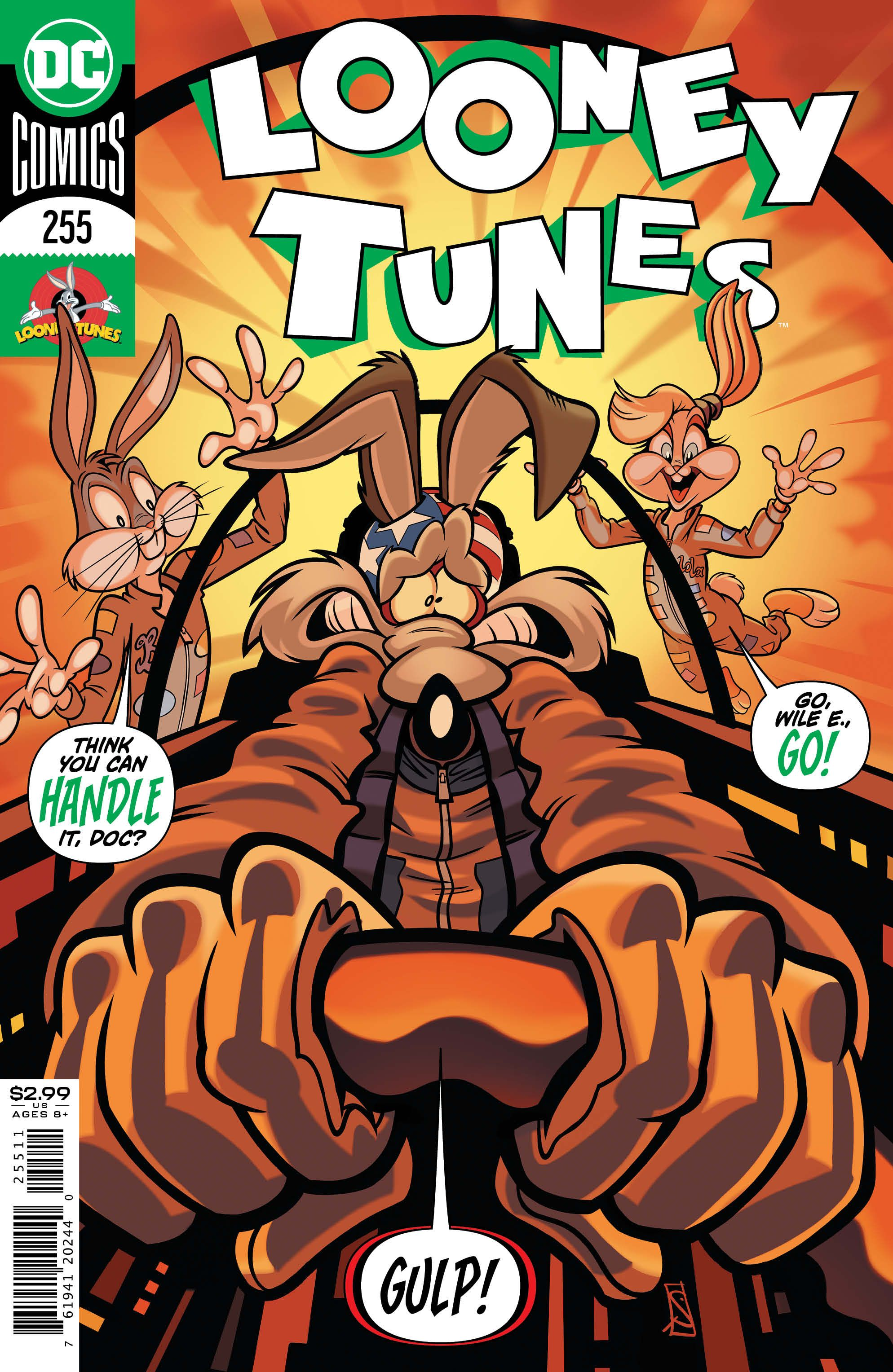 PREVIEW: Looney Tunes #255 | CBR