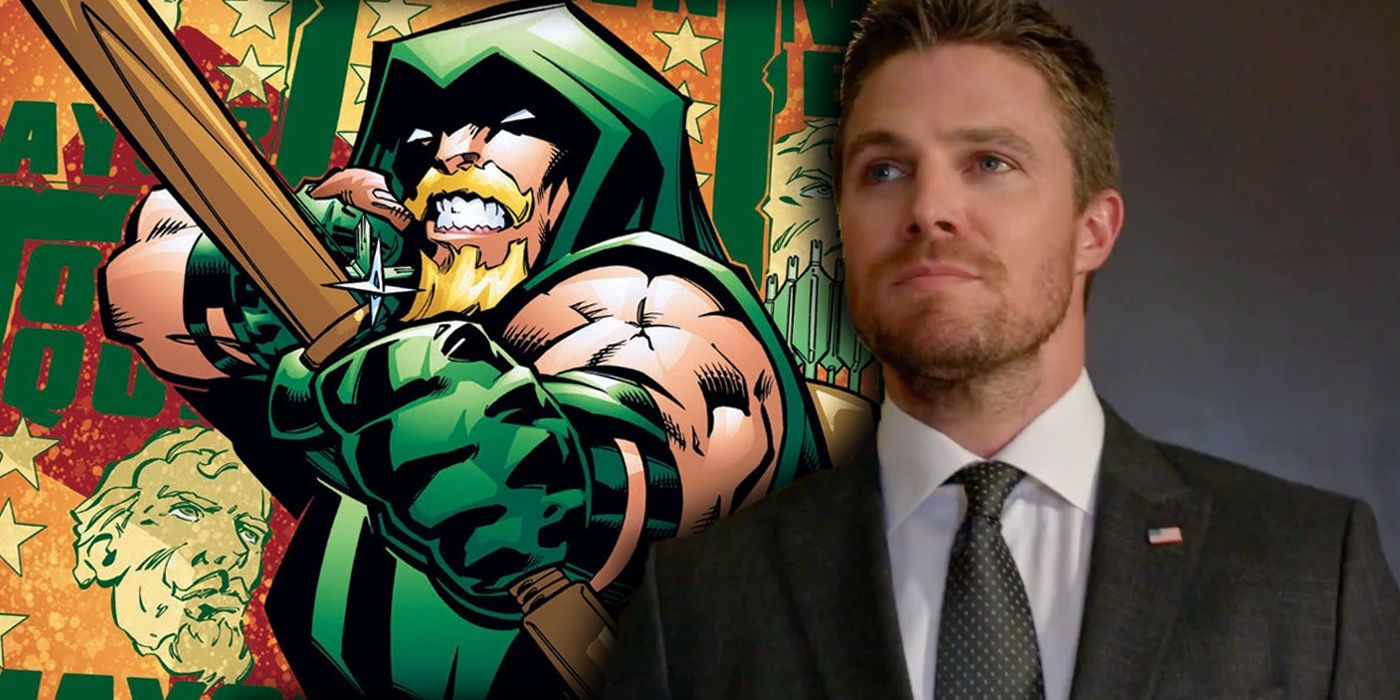 Green Arrow: How Oliver Queen REALLY Became Star City's Mayor