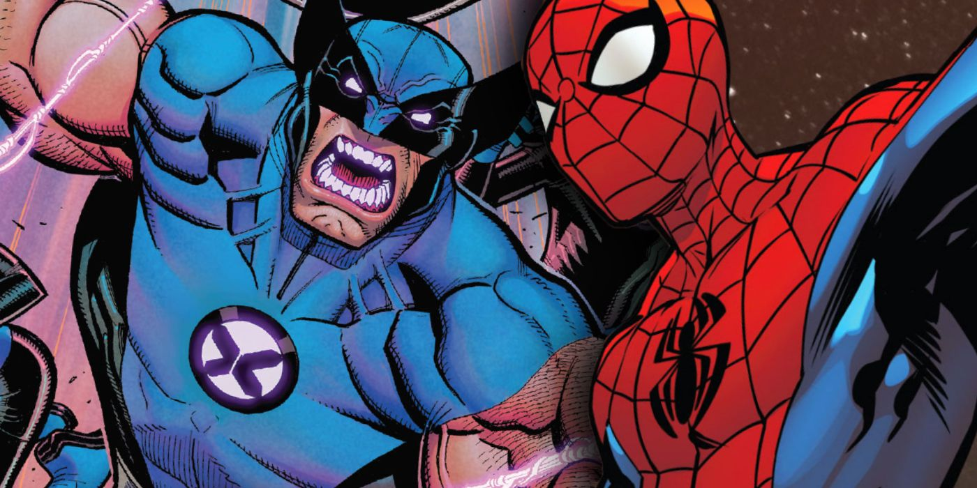 Spider-Man and Wolverine Debut Fitting New Costumes for Empyre
