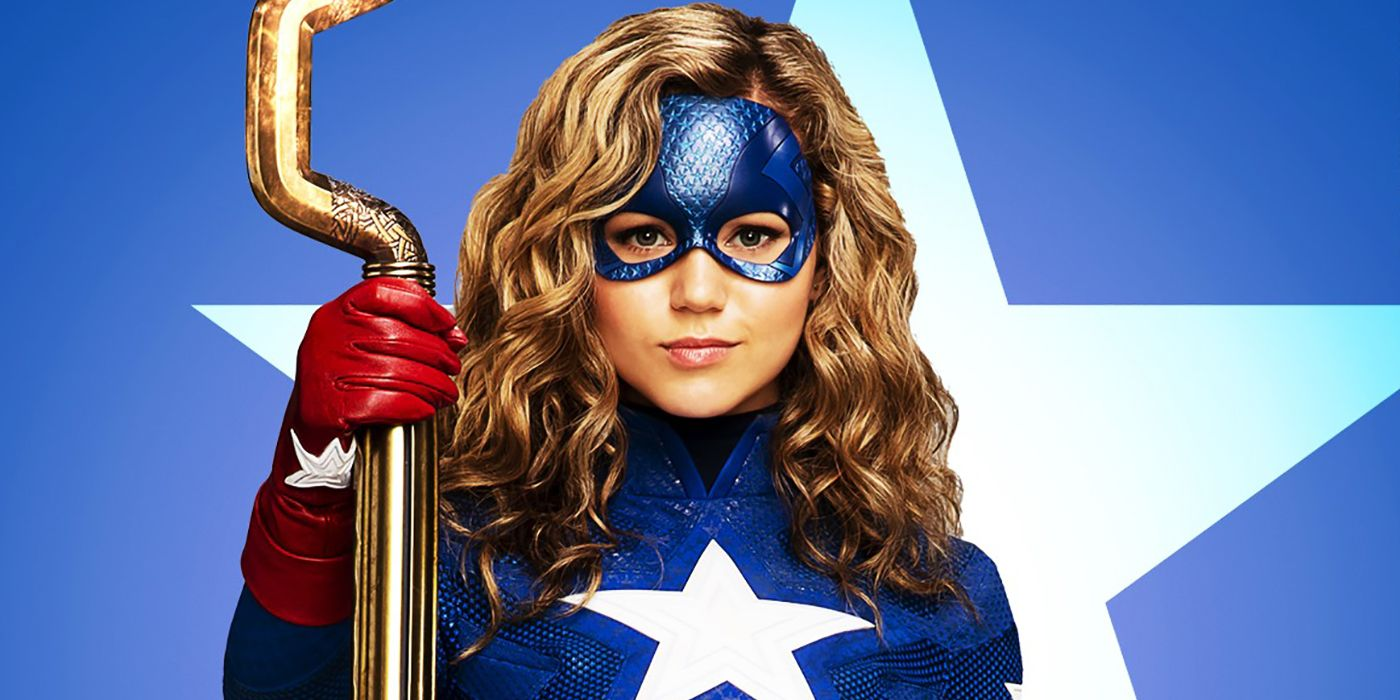 Stargirl Reveals Her Father's True Nature | CBR