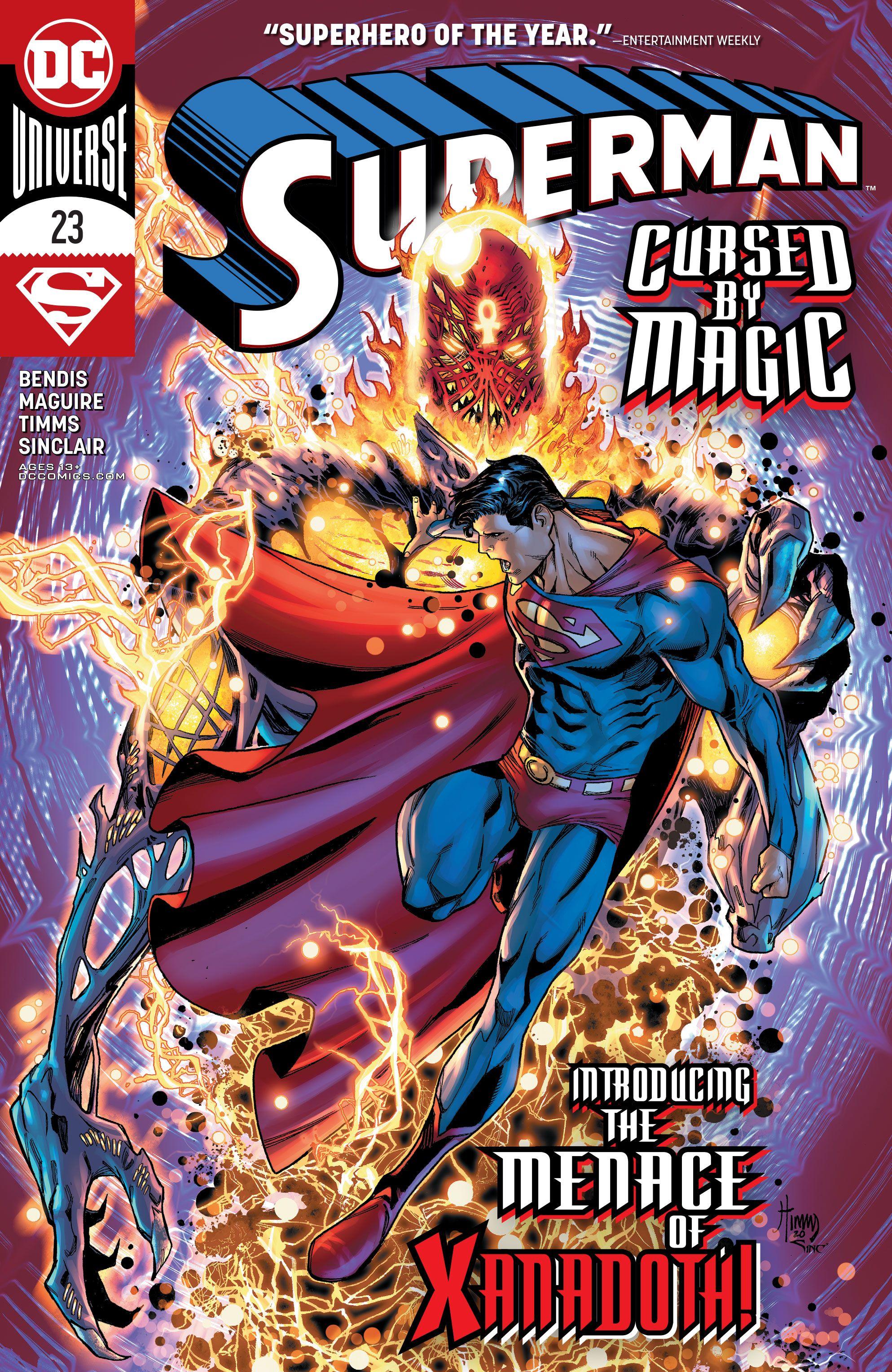 PREVIEW: Superman #23   CBR