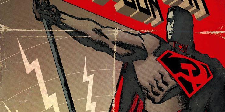 Superman Red Son Cropped - Las 10 mejores muertes de Superman