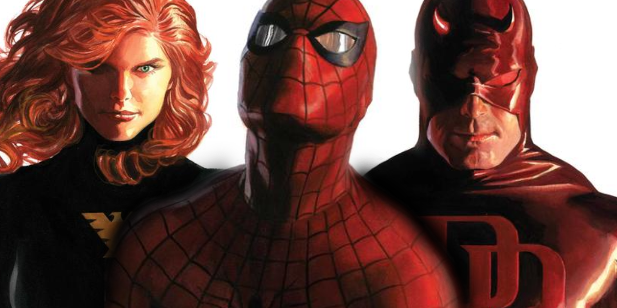 Marvel Debuts 14 More Alex Ross Timeless Covers