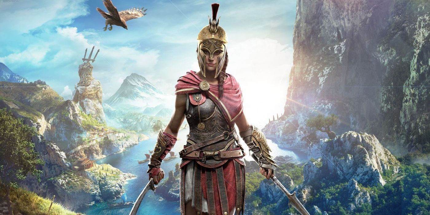 Assassin S Creed Odyssey The 10 Coolest Looking Armor Sets Ranked