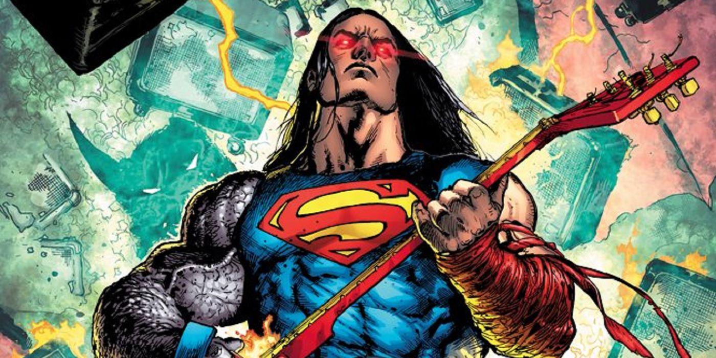 Superman: Death Metal dá ao Homem de Aço uma transformação RADICAL 1