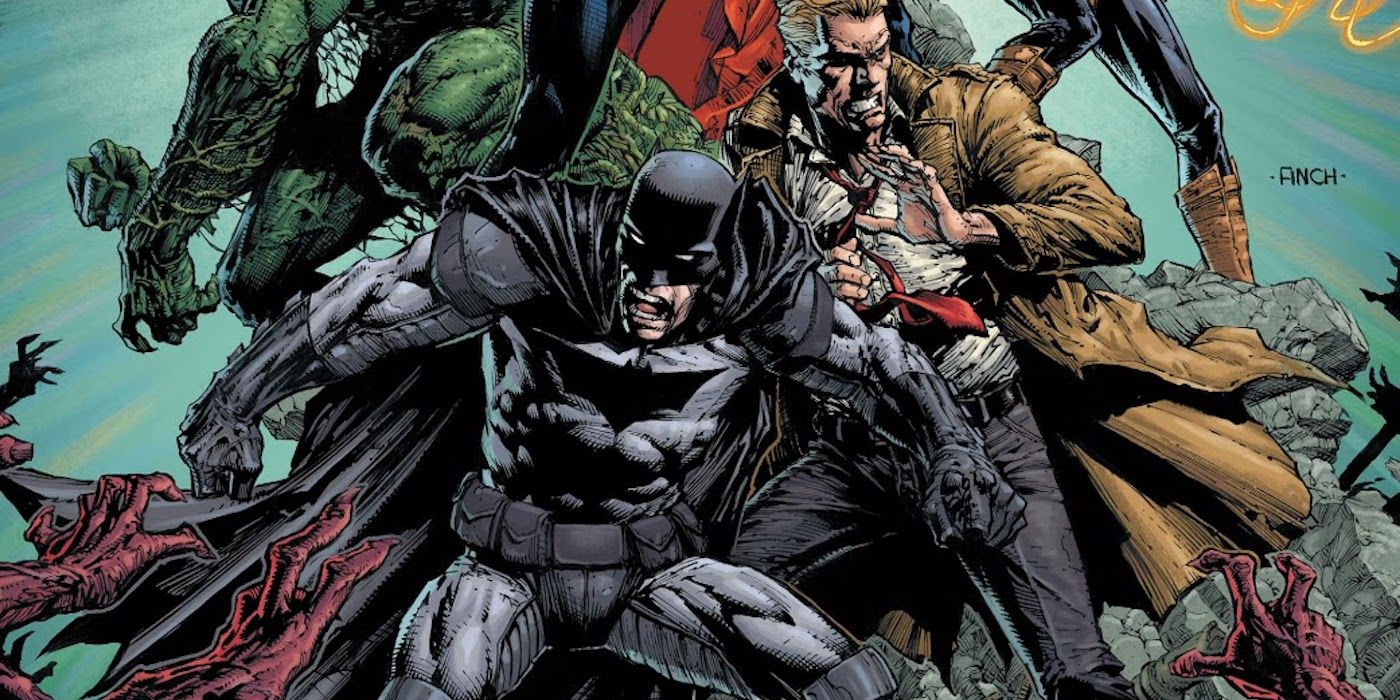 DCeased: Dead Planet's New Batman Is Kind of Incompetent (and It Works)