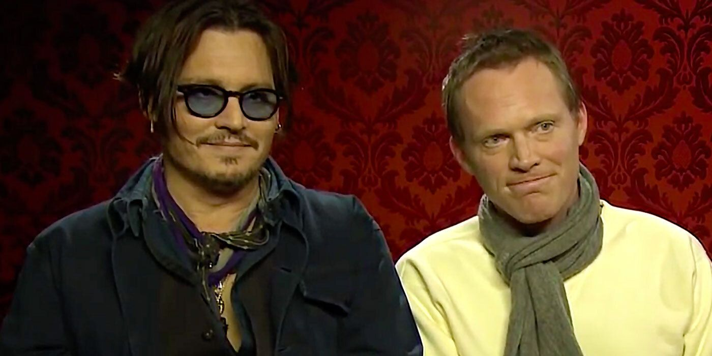 Johnny Depp, Paul Bettany Exchanged Disturbing Jokes About Amber Heard