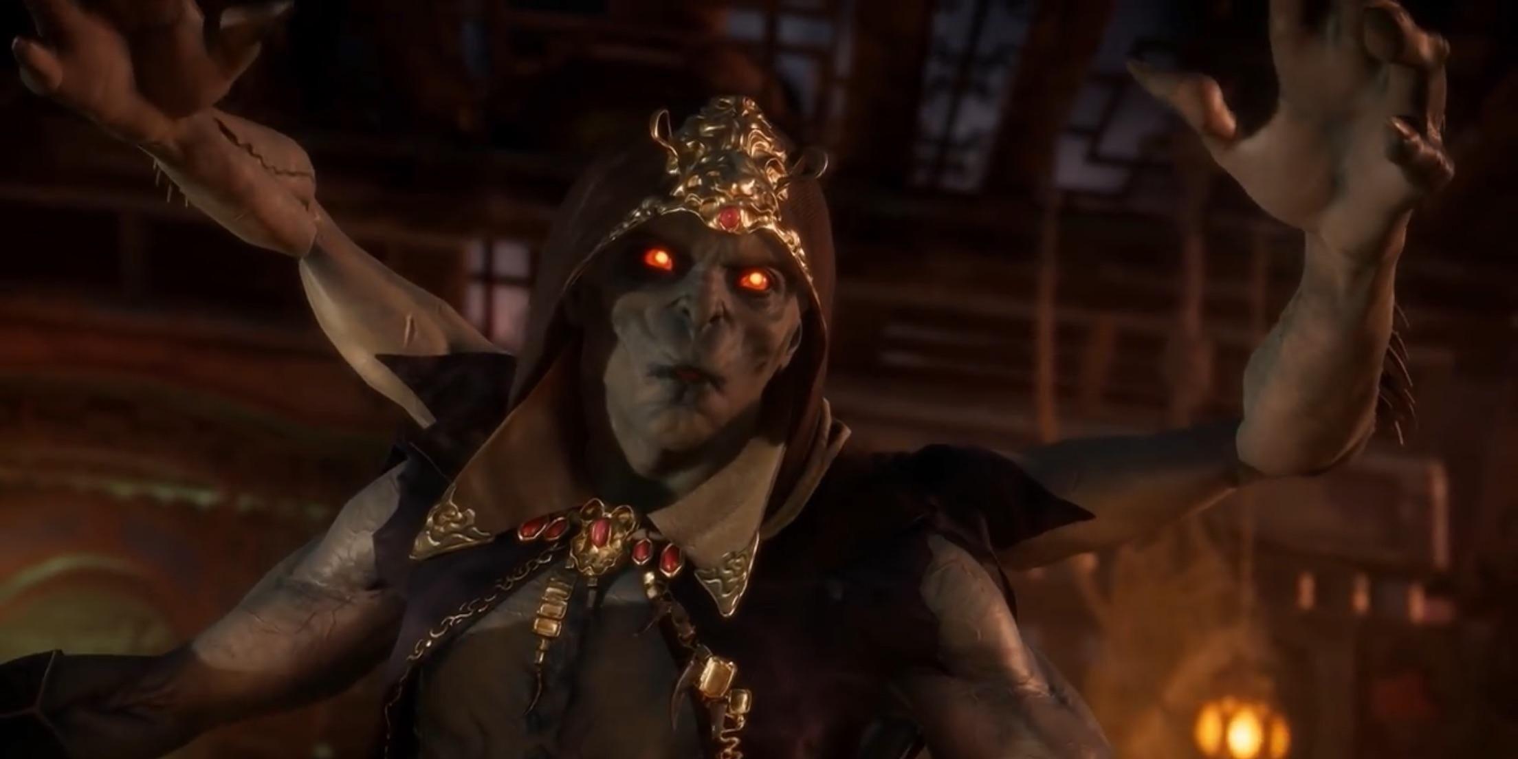 10 Coisas loucas que você não sabia sobre os personagens principais de Mortal Kombat 11 7