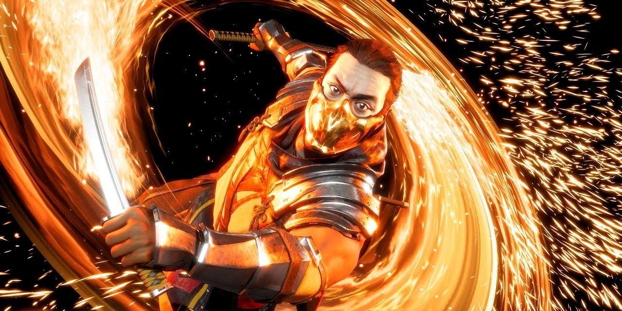 10 Coisas loucas que você não sabia sobre os personagens principais de Mortal Kombat 11 10
