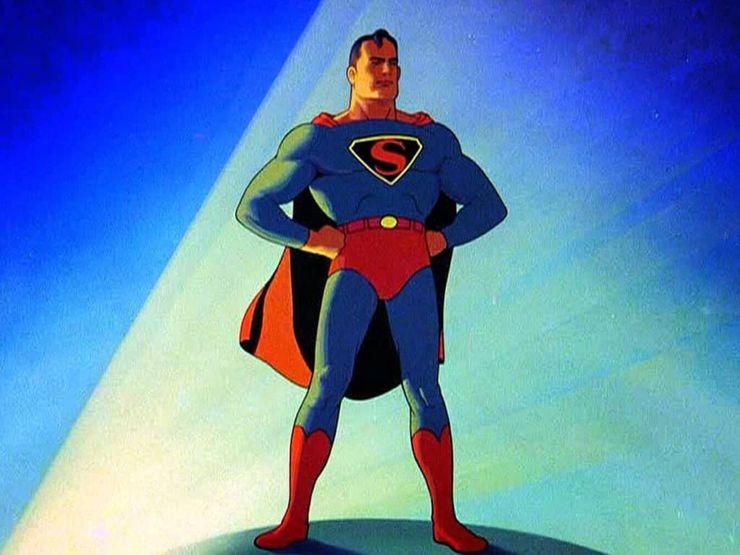 """superman fleischer - """"El estilo de vida americano"""" no fue originalmente parte de la interminable batalla de Superman"""