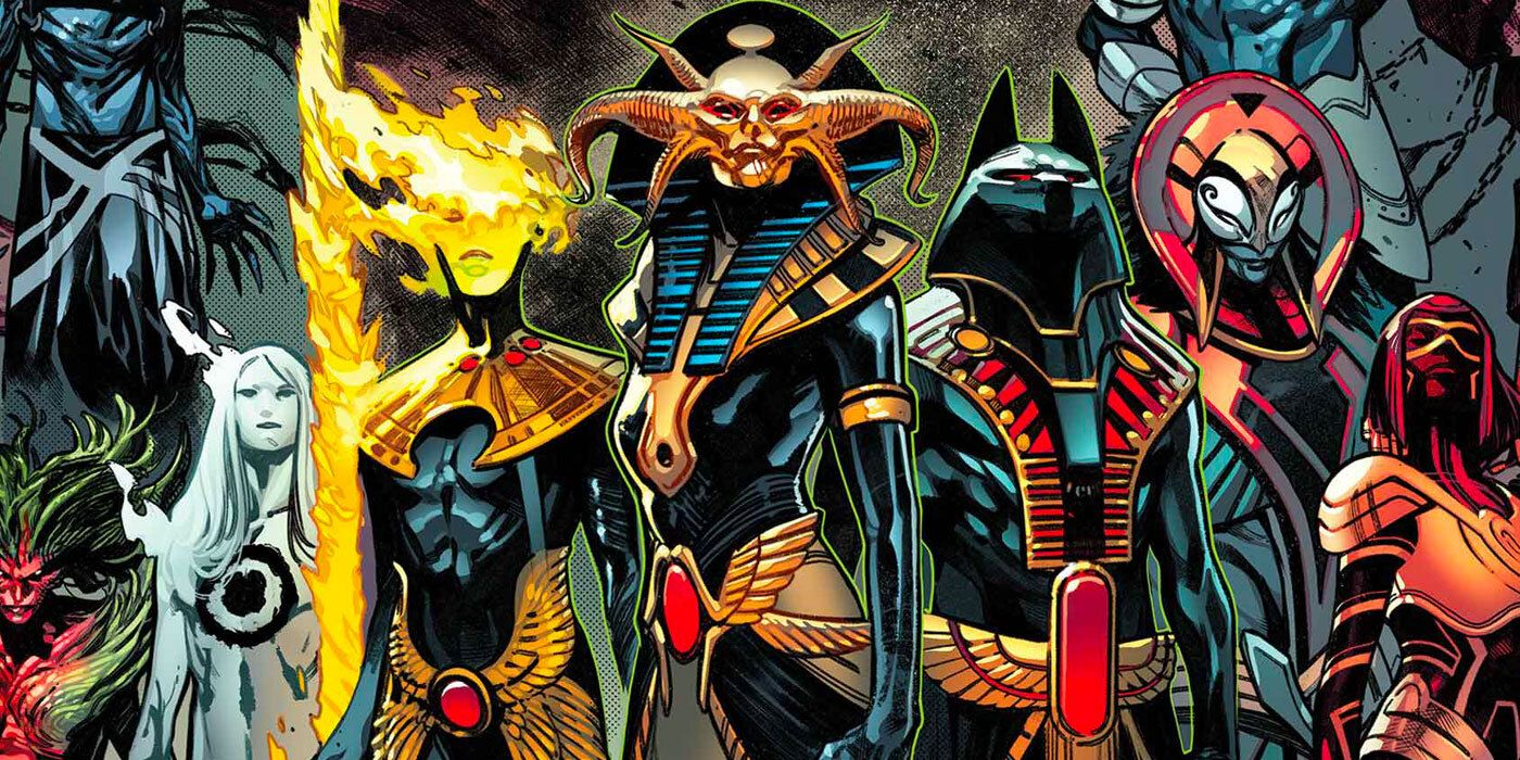 Marvel Introduces the X Men's New Team of Villains in X of Swords ...