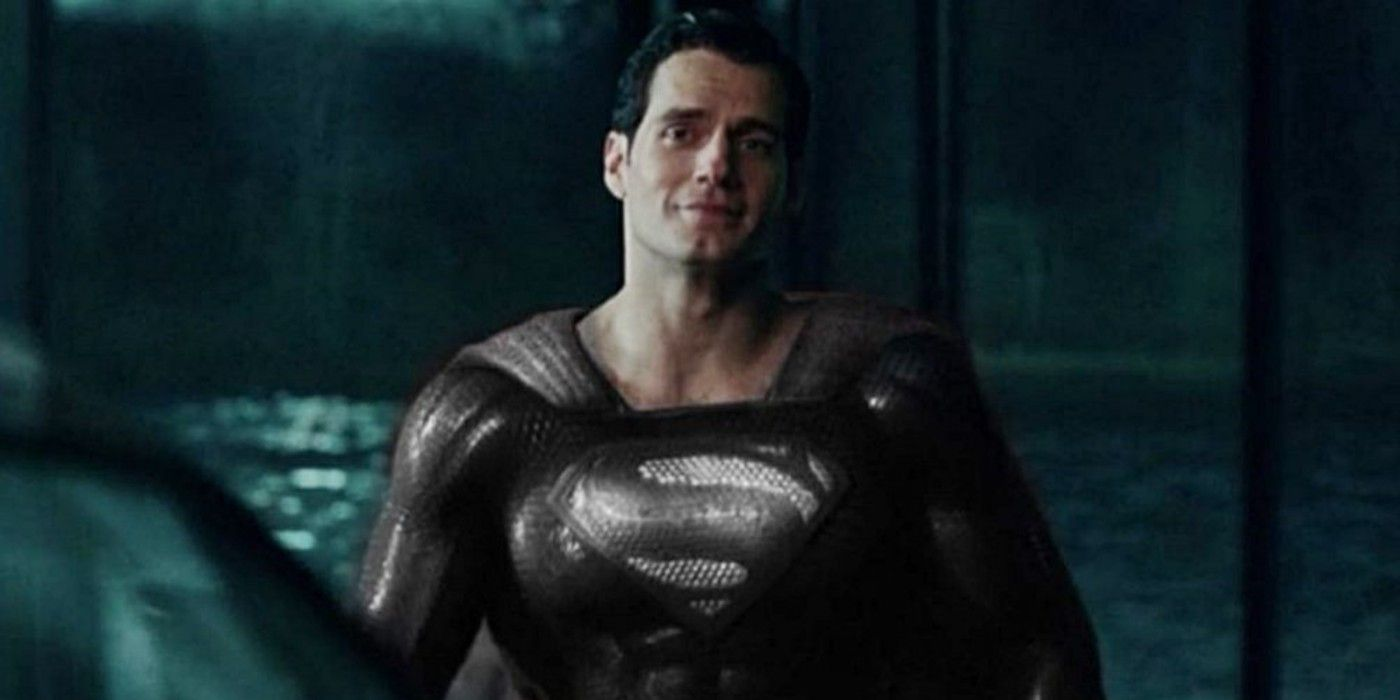 Justice League: Snyder Explains His Use of Superman's Black Suit