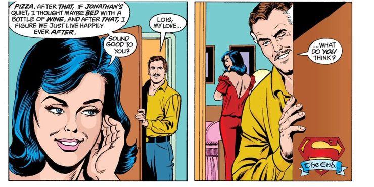 Jordan Elliot a.k.a. Superman in Whatever Happened To The Man Of tomorrow - Las 10 mejores muertes de Superman
