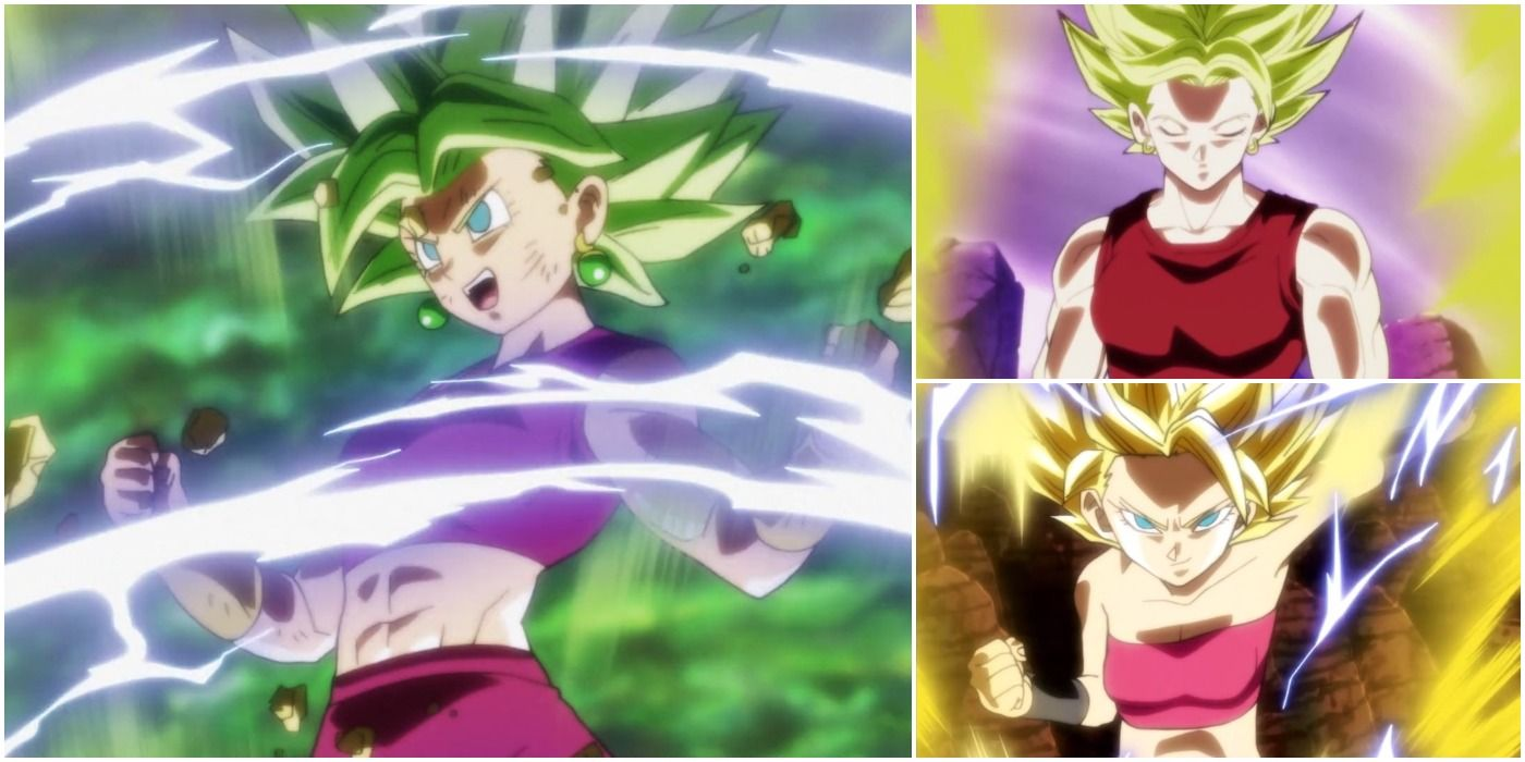 Dragon Ball Super: 10 Ways Kefla Could Have Won The Tournament Of Power