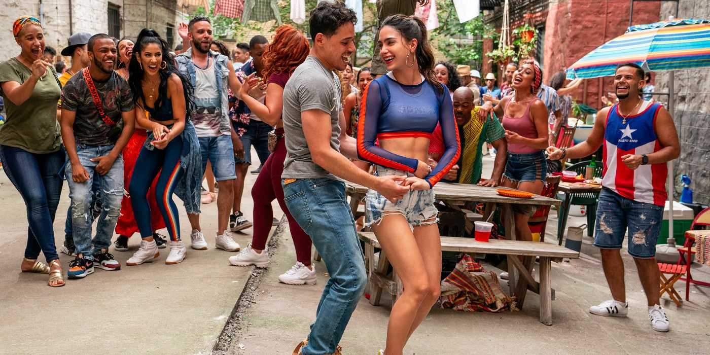 In the Heights' Biggest Changes From Stage to Screen   CBR