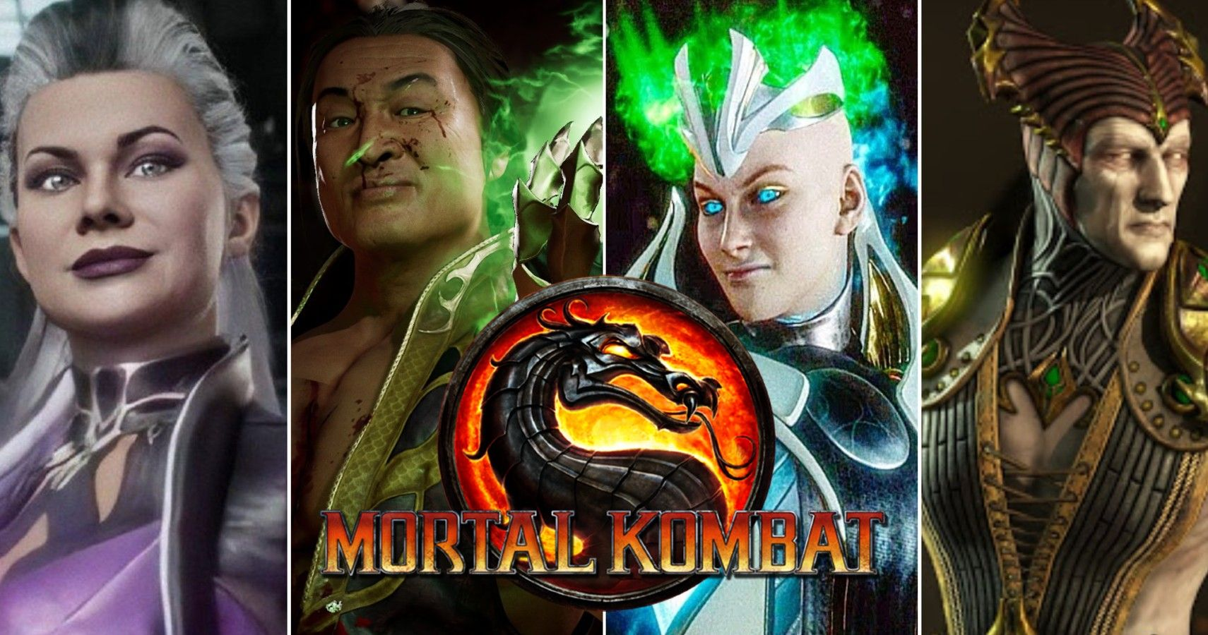 Mortal Kombat 5 Most Sympathetic 5 Most Evil Villains Cbr