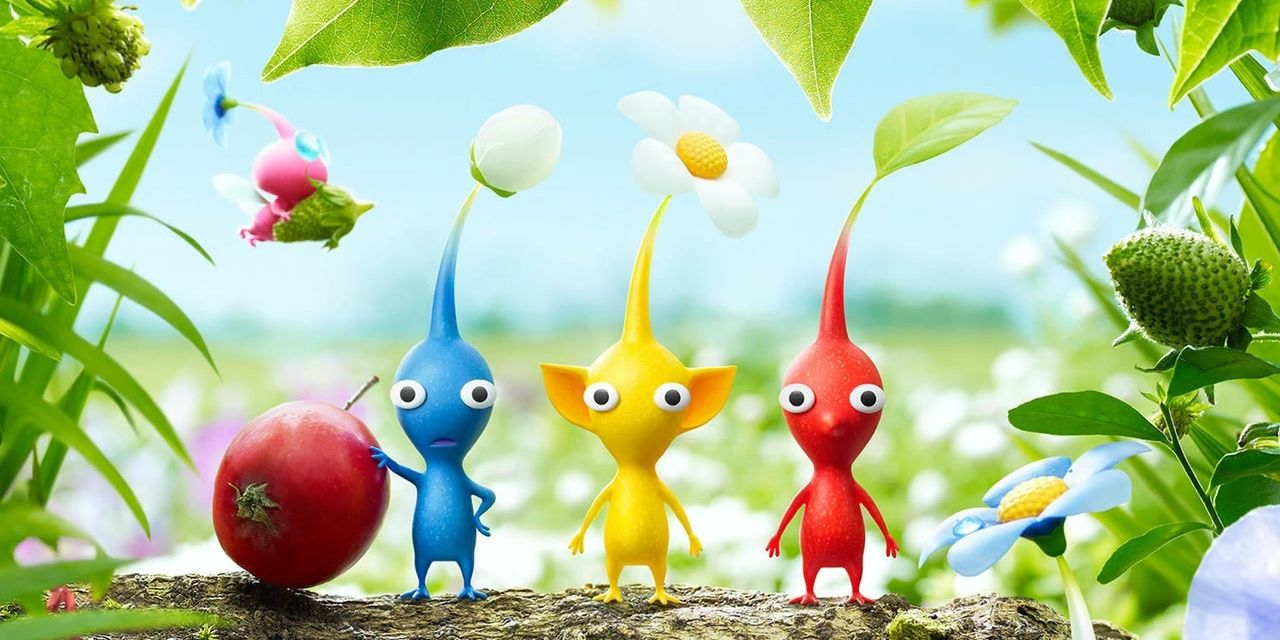 Pikmin 3 Deluxe Is Great, But Where Is Pikmin 4?