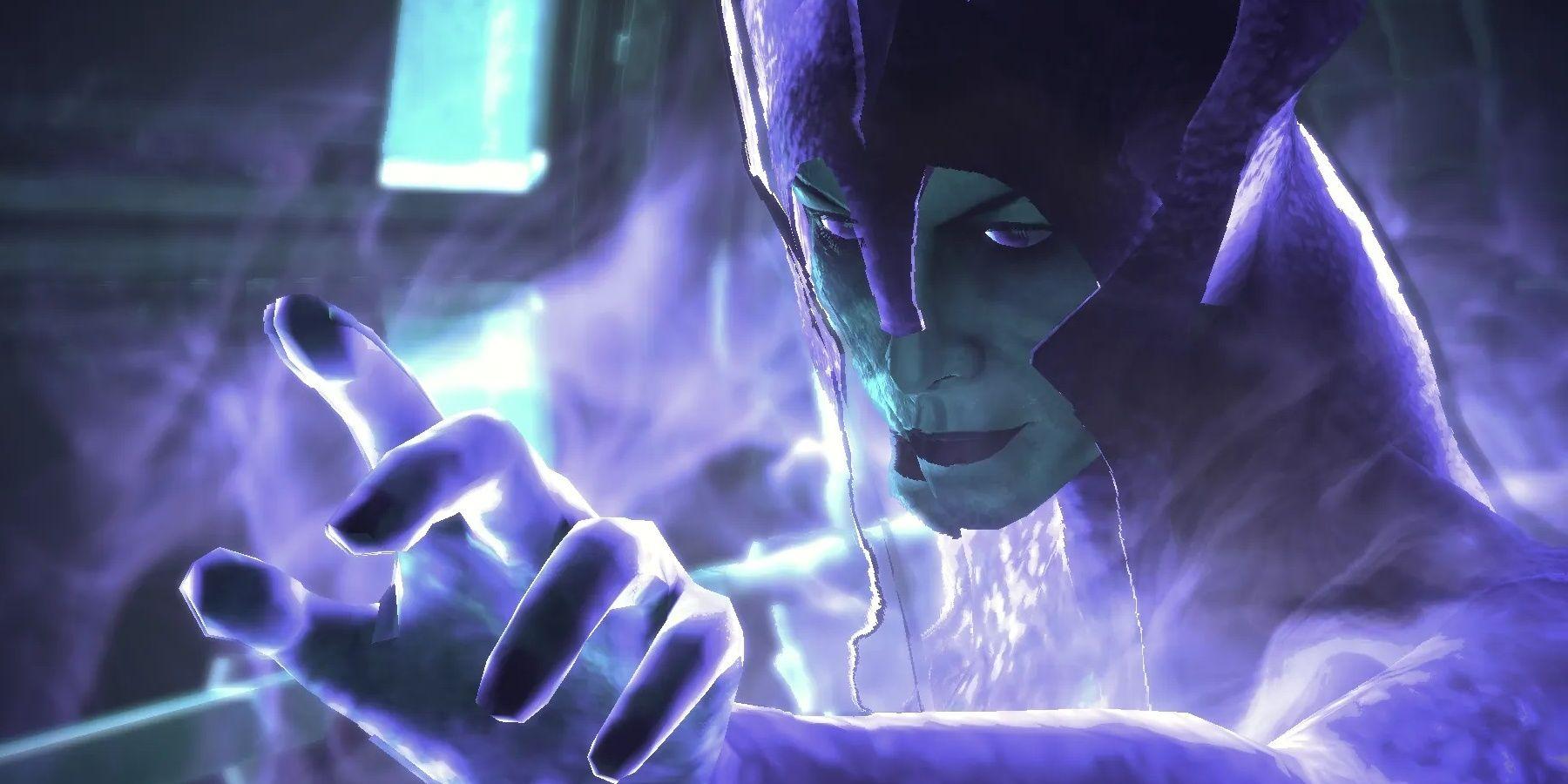 Mass Effect: Como Shepard decidiu o destino da Rainha Rachni em Noveria 1