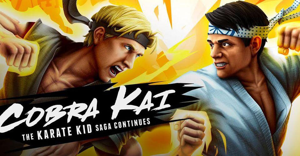 Cobra Kai: The Karate Kid Saga Continues With New Video Game