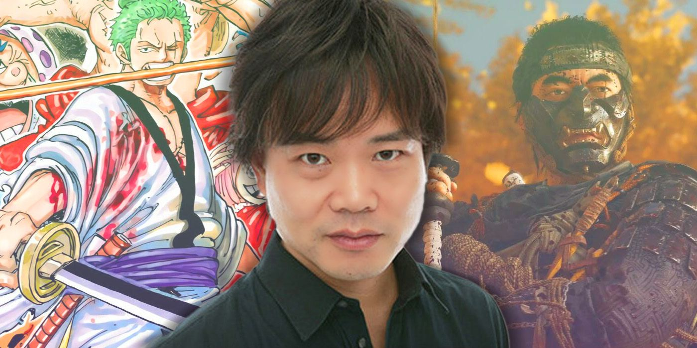 One Piece  Ghost of Tsushima Voice Actor...