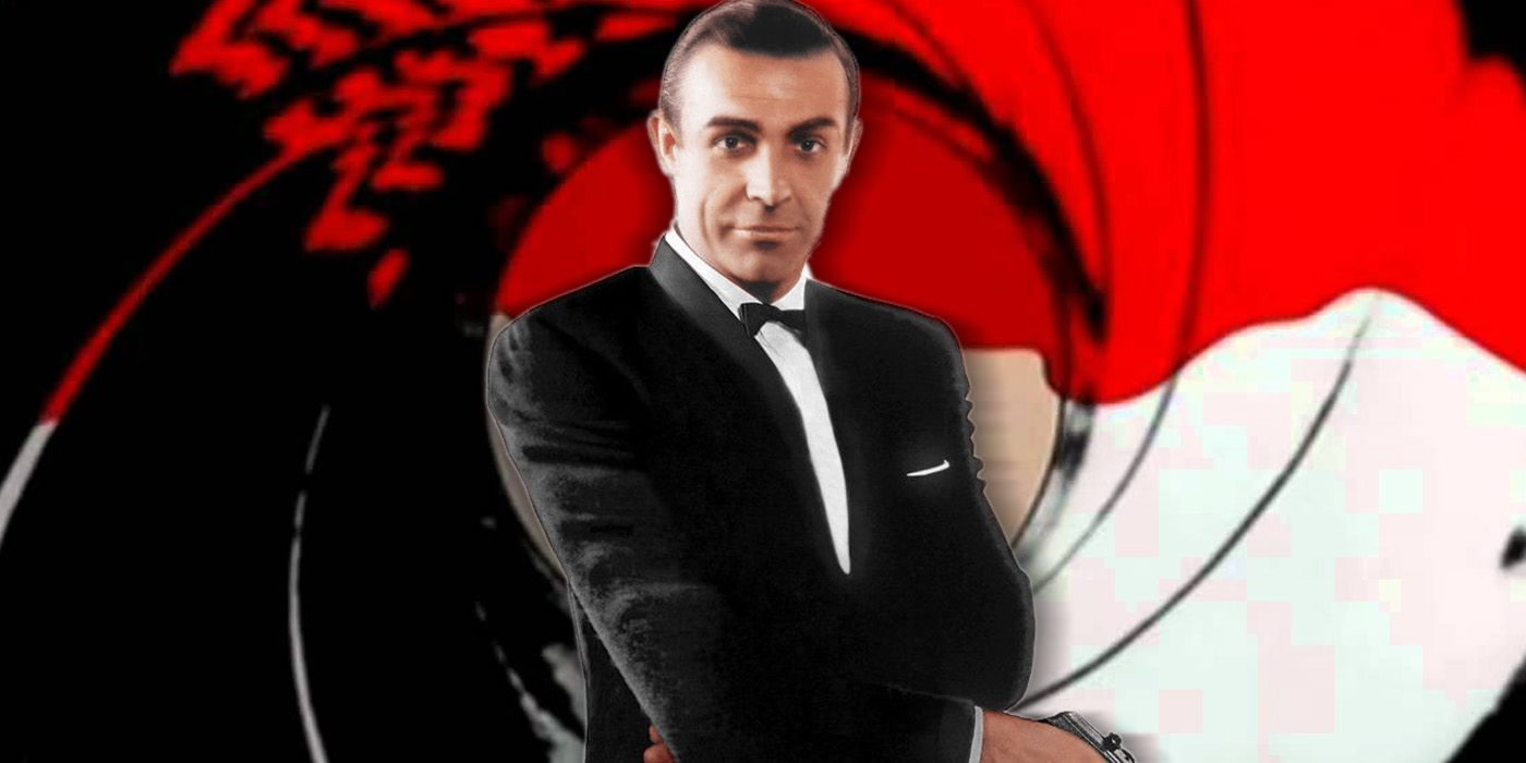 James Bond Sean Connery Was Named The Best 007 And He Is Cbr