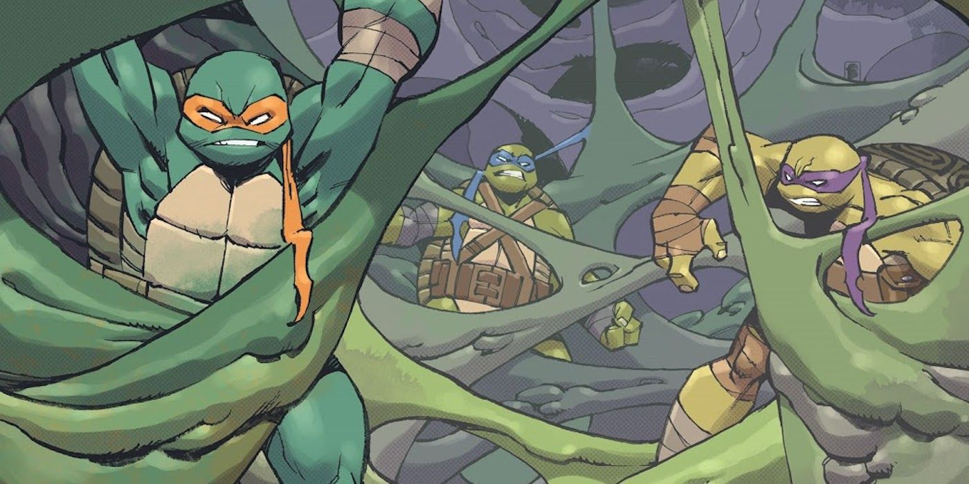 Teenage Mutant Ninja Turtles Nastiest Villain Just Dug Up His Biggest Treasures Ever