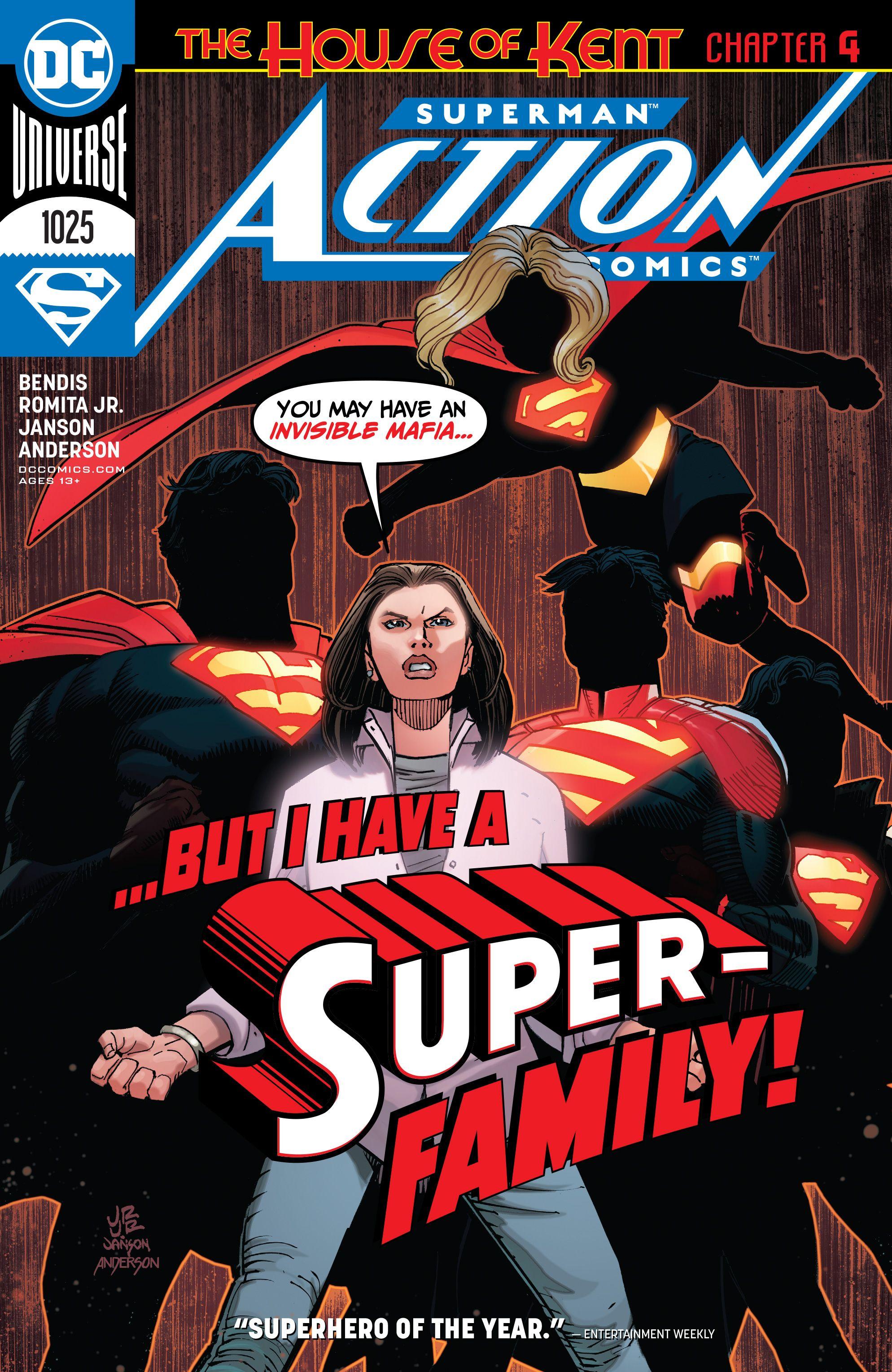 PREVIEW: Action Comics #1025   CBR
