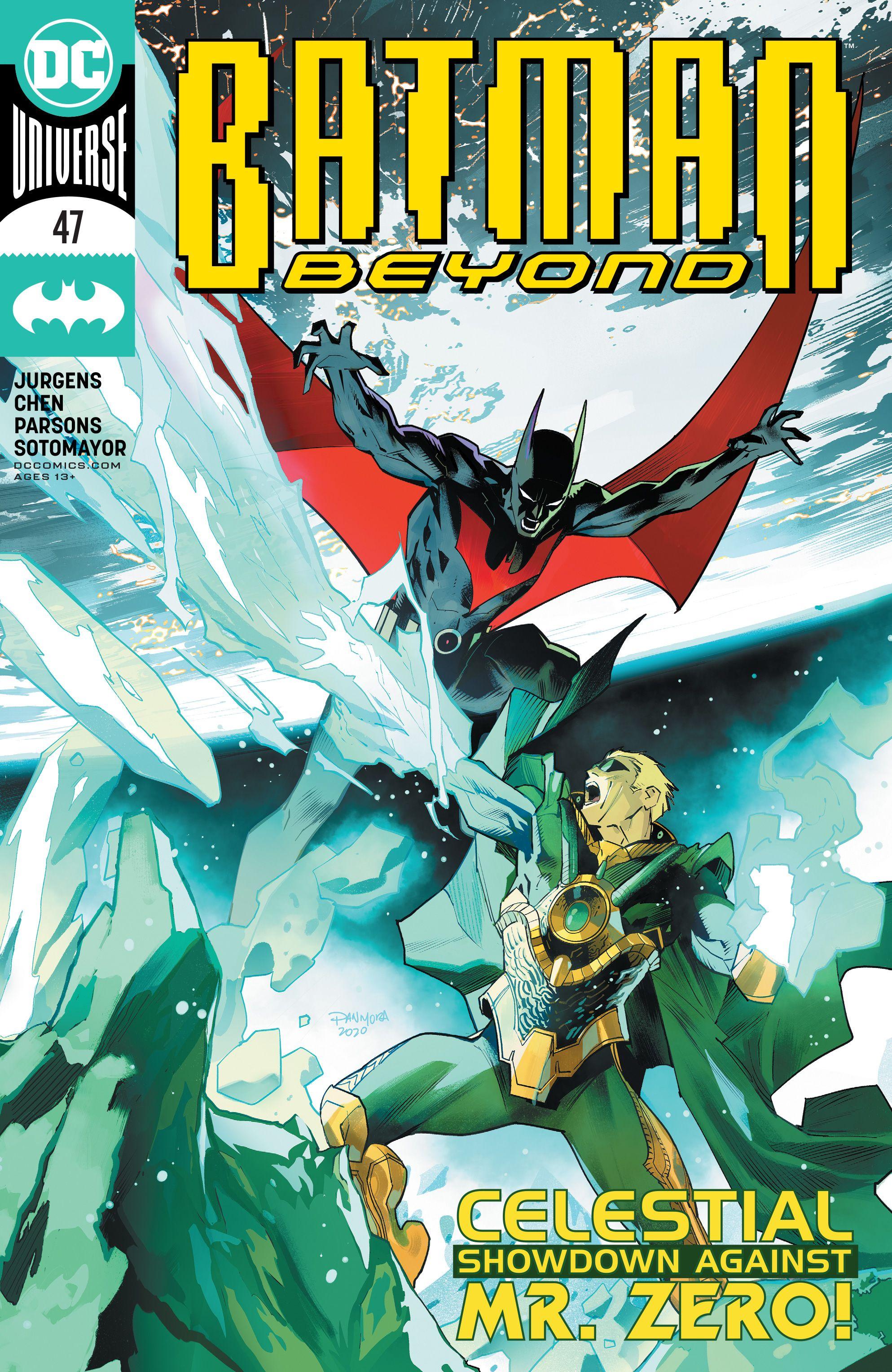 PREVIEW: Batman Beyond #47 | CBR