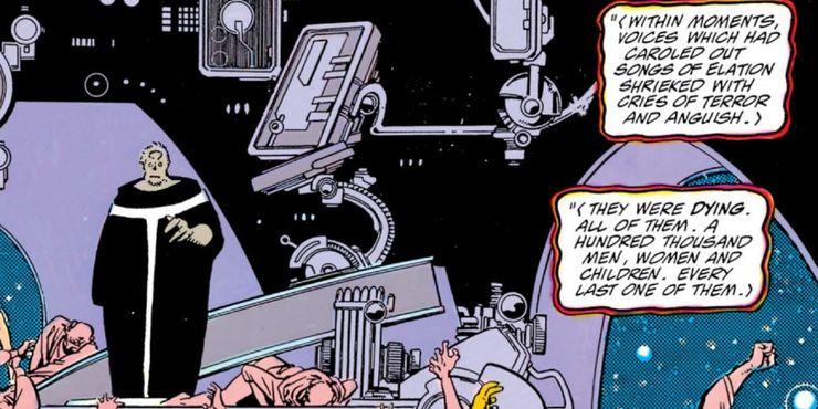 Cleric Superman - 10 secretos del planeta Krypton que todo fan de Superman debería saber