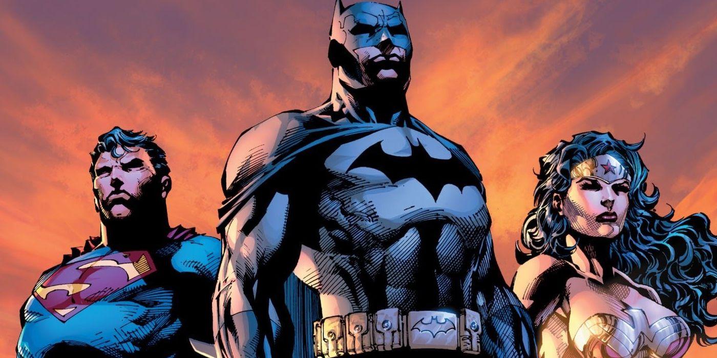 Batman Admits Superman, Wonder Woman and [SPOILER] Should Be DC's Trinity
