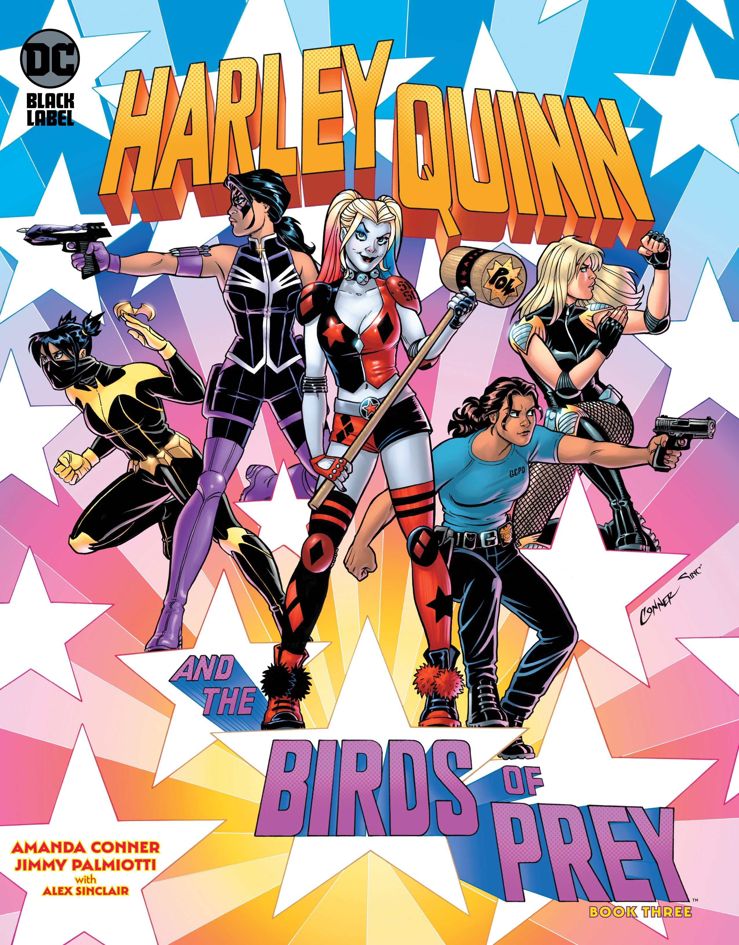 PREVIEW: Harley Quinn and the Birds of Prey #3 | CBR