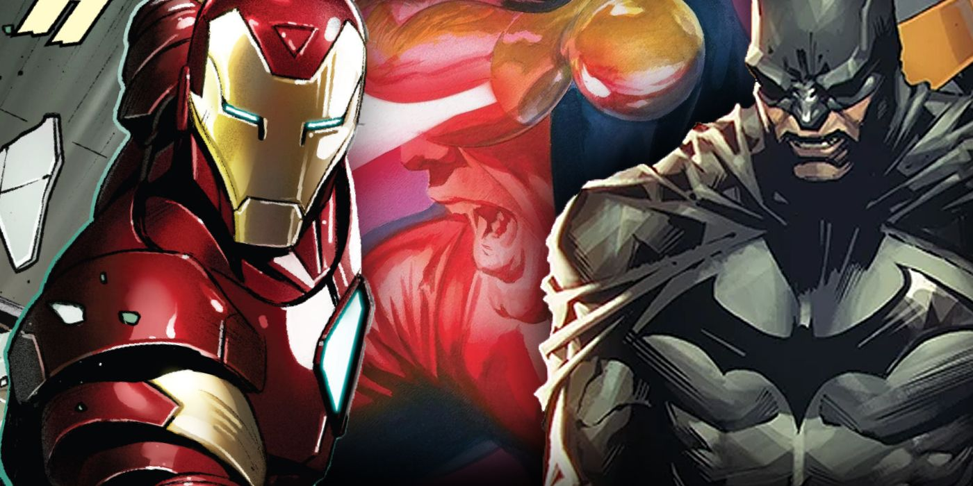Major Issues: Iron Man Blasts Off, Cyclops Hits the Mark & Batman Celebrates