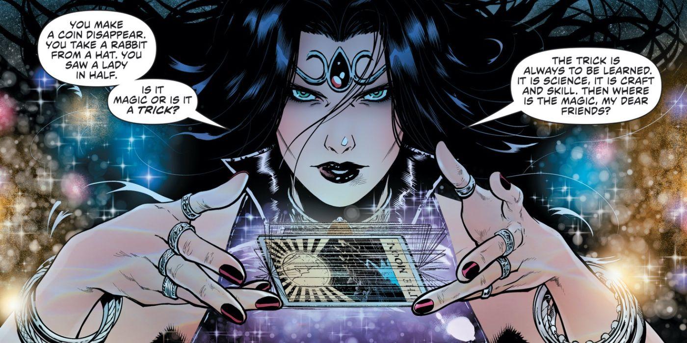 Liga da Justiça Sombria provoca um destino sombrio para um herói místico da DC 2